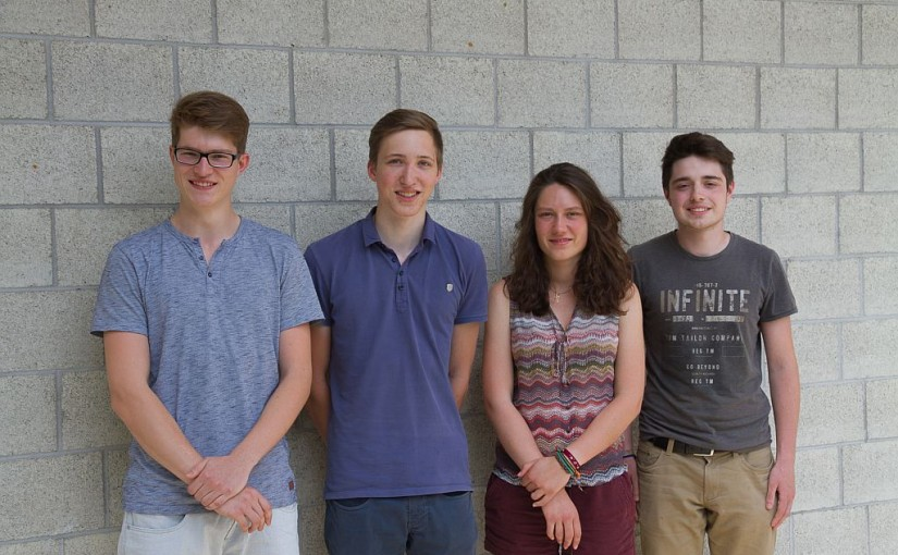 Dovidenia Benny und Christof – Ahoj Florian, Adrian, Katrin und Nils!