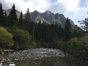 Das kleinste Hochgebirge der Welt: die hohe Tatra!