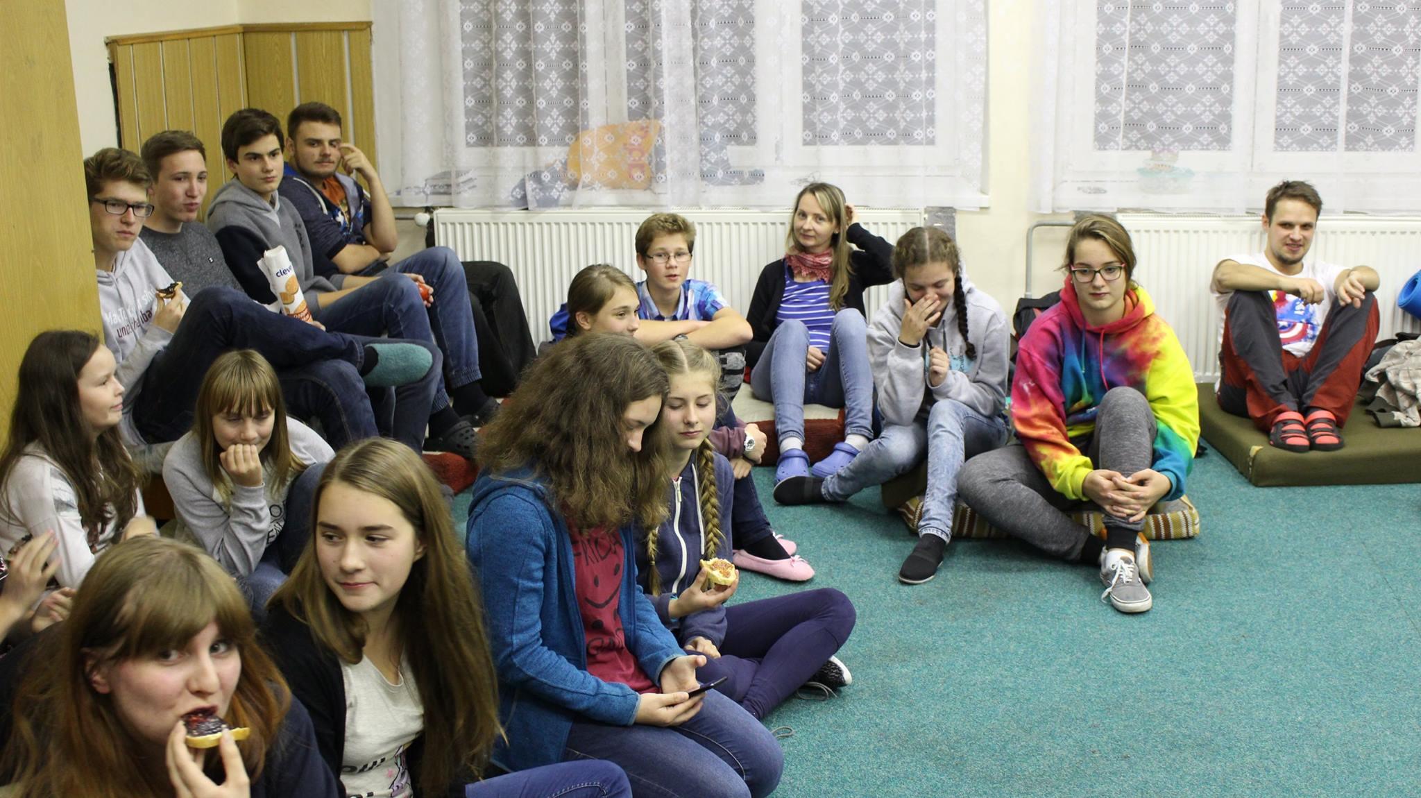 Wochenende mit einer Jugendgruppe