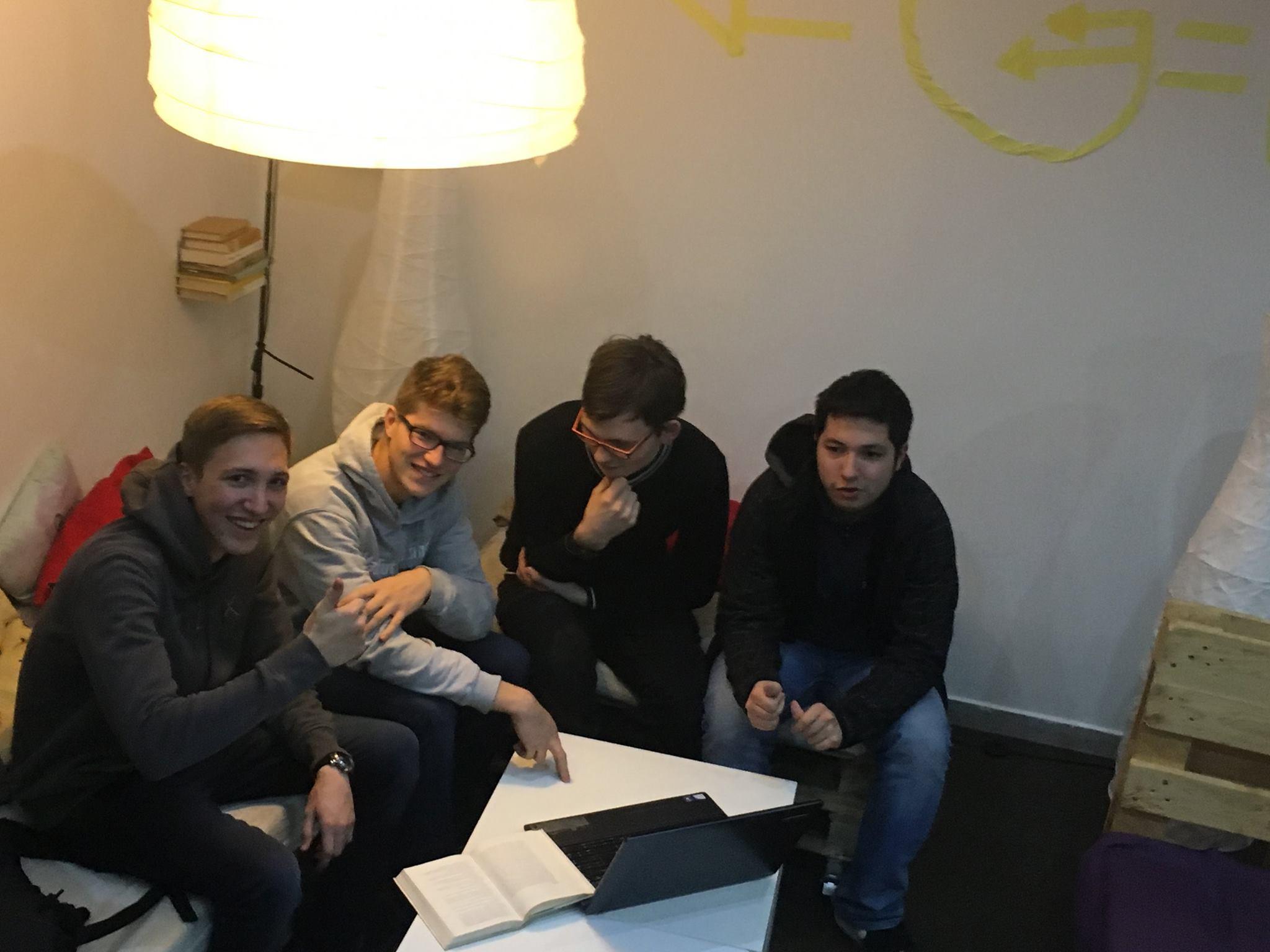 Unser Deutschkonversationskurs