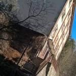 Besagtes leerstehendes Gebäude lädt ein zum Erkunden