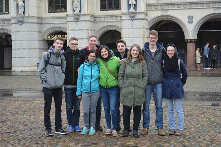 SEM-Delegation in Lüneburg