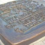 Stadtplan von Trnava