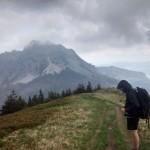 Zweiter Tag: Auf den Weg zum nächsten großen Gipfel - Veľký Rozsutec