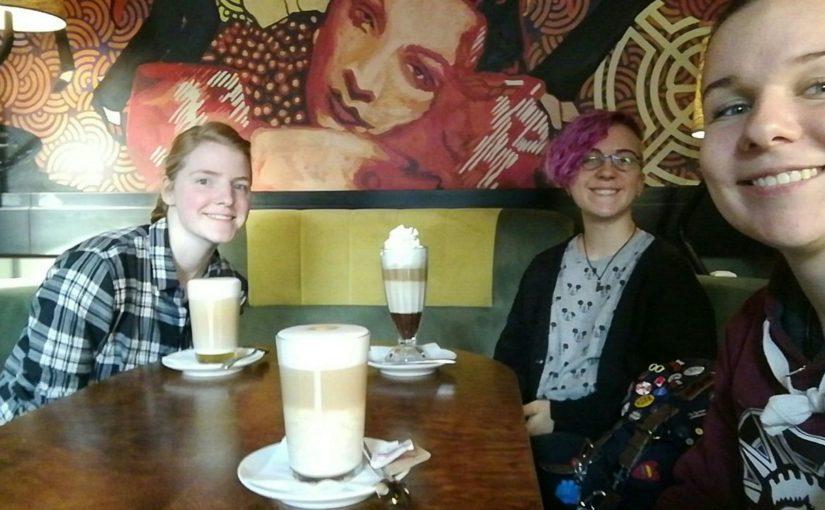 Unser erster Urlaub – 4 Tage in Krakau!! (Jenny)