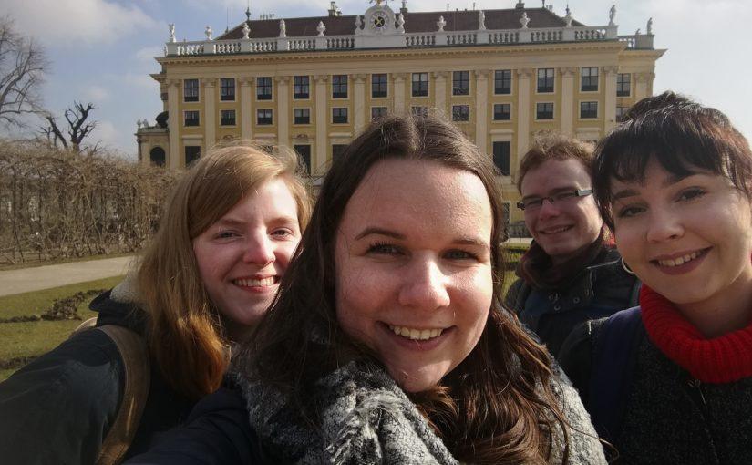 Wien, Wien nur du allein! (Leonie)