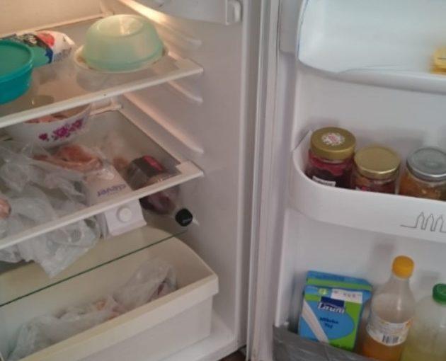 Die Kühlschrank Story (Luisa)