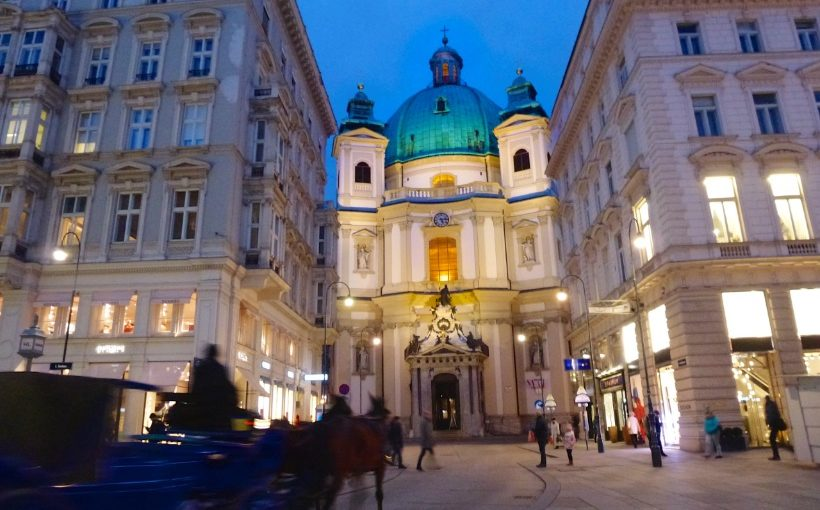 Wien, ich komme! (Luisa)