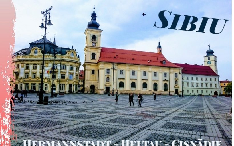 Unsere Reise nach Rumänien (Luisa)